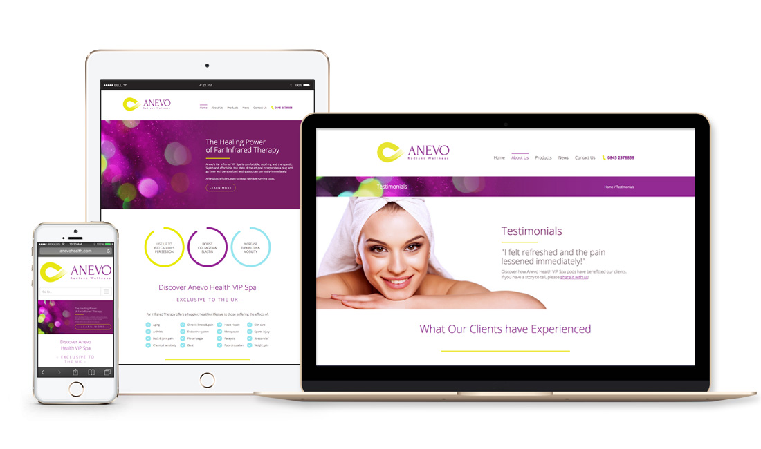 anevo-health-website-design-branding-winnipeg-manitoba-responsive-mobile-optimized-featured
