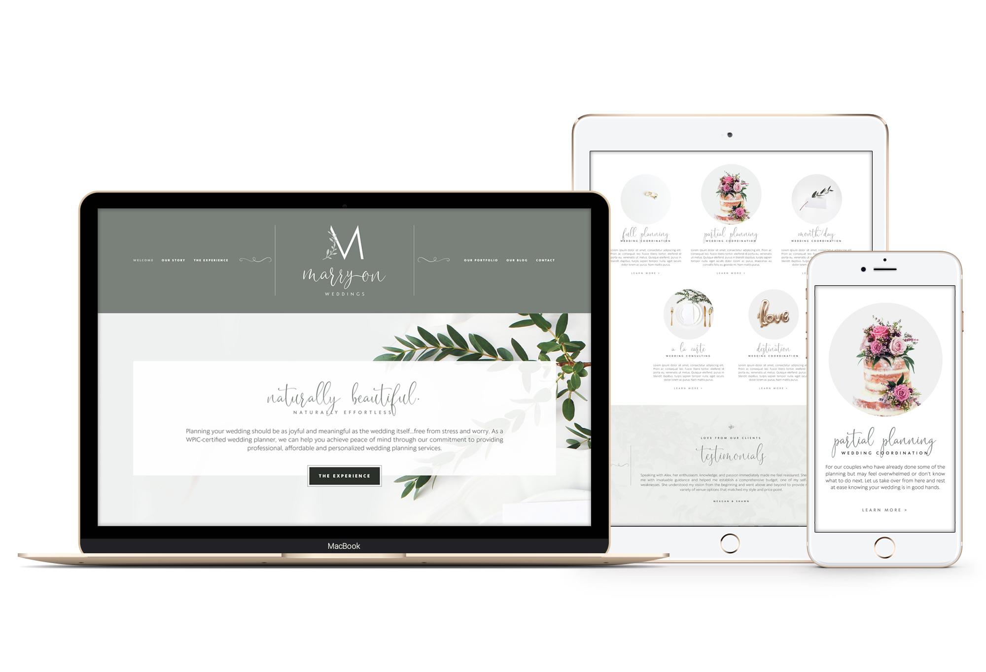 More Than Just a Pretty Website: Website Design + Branding