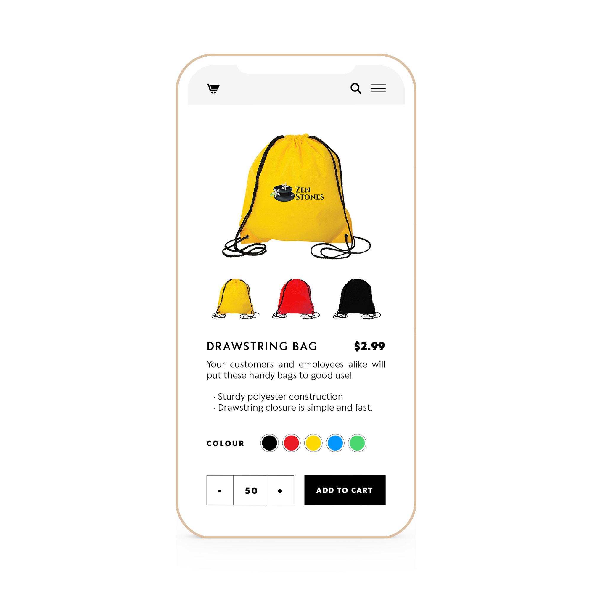Dreamcatcher Winnipeg Feminist Brands Website Design Feminist Entrepreneurs iPhone