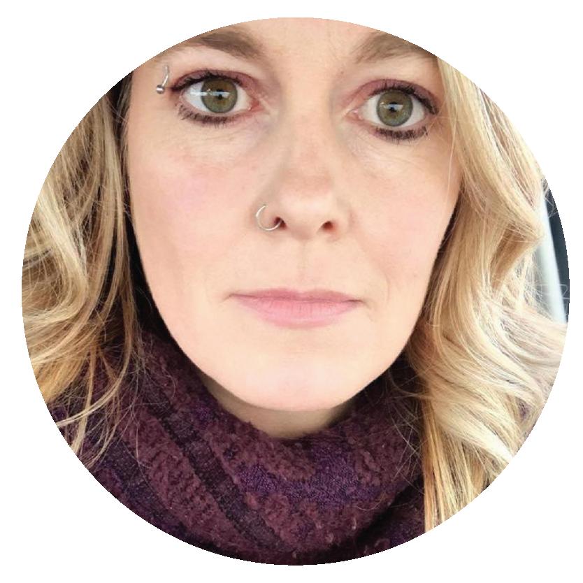 Bloom + Brilliance's Feminist Copywriter, Jessica Seburn