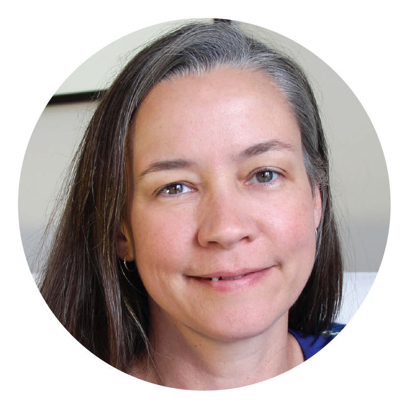 Bloom + Brilliance's Feminist + Indigenous Operations Manager, Lee Mae Spence